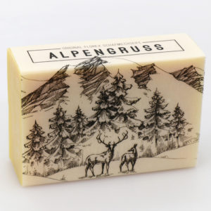 Zirbenseife 150 g Alpengrus