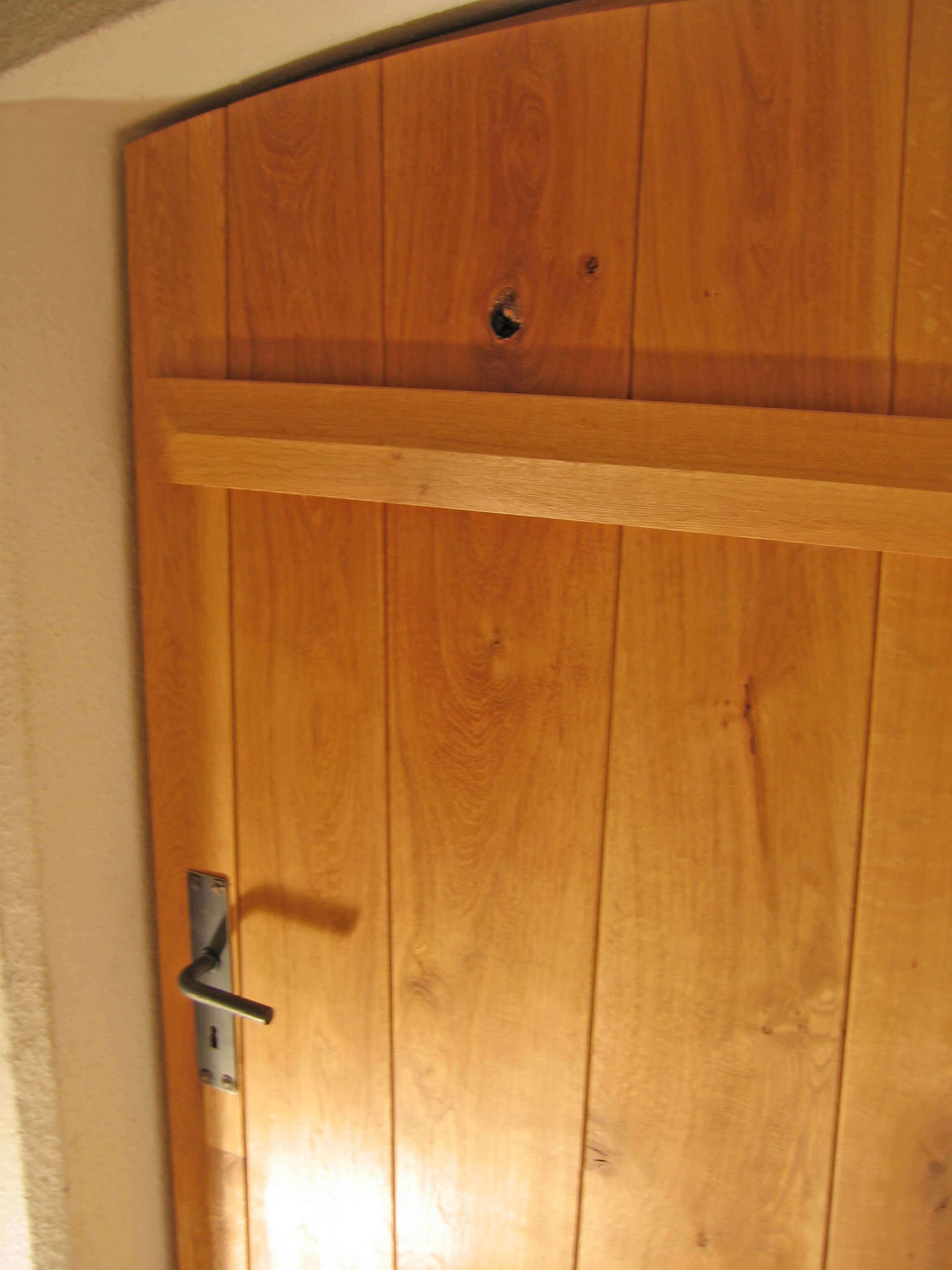 Eiche Zimmertür vom Schreiner