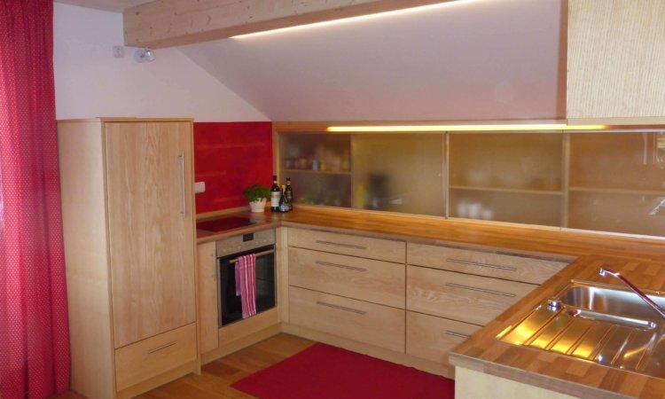 Küche Esche