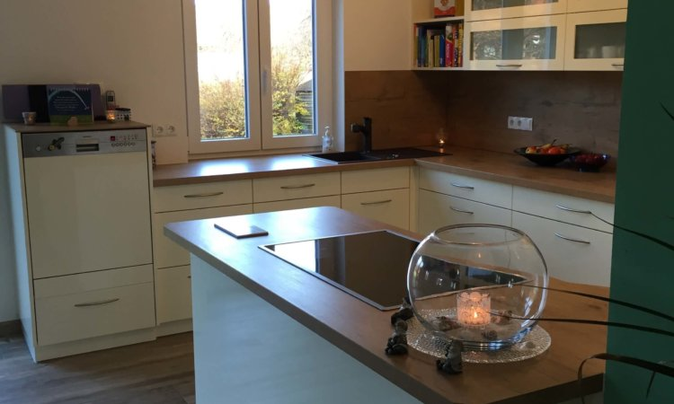 Magnolie Küche