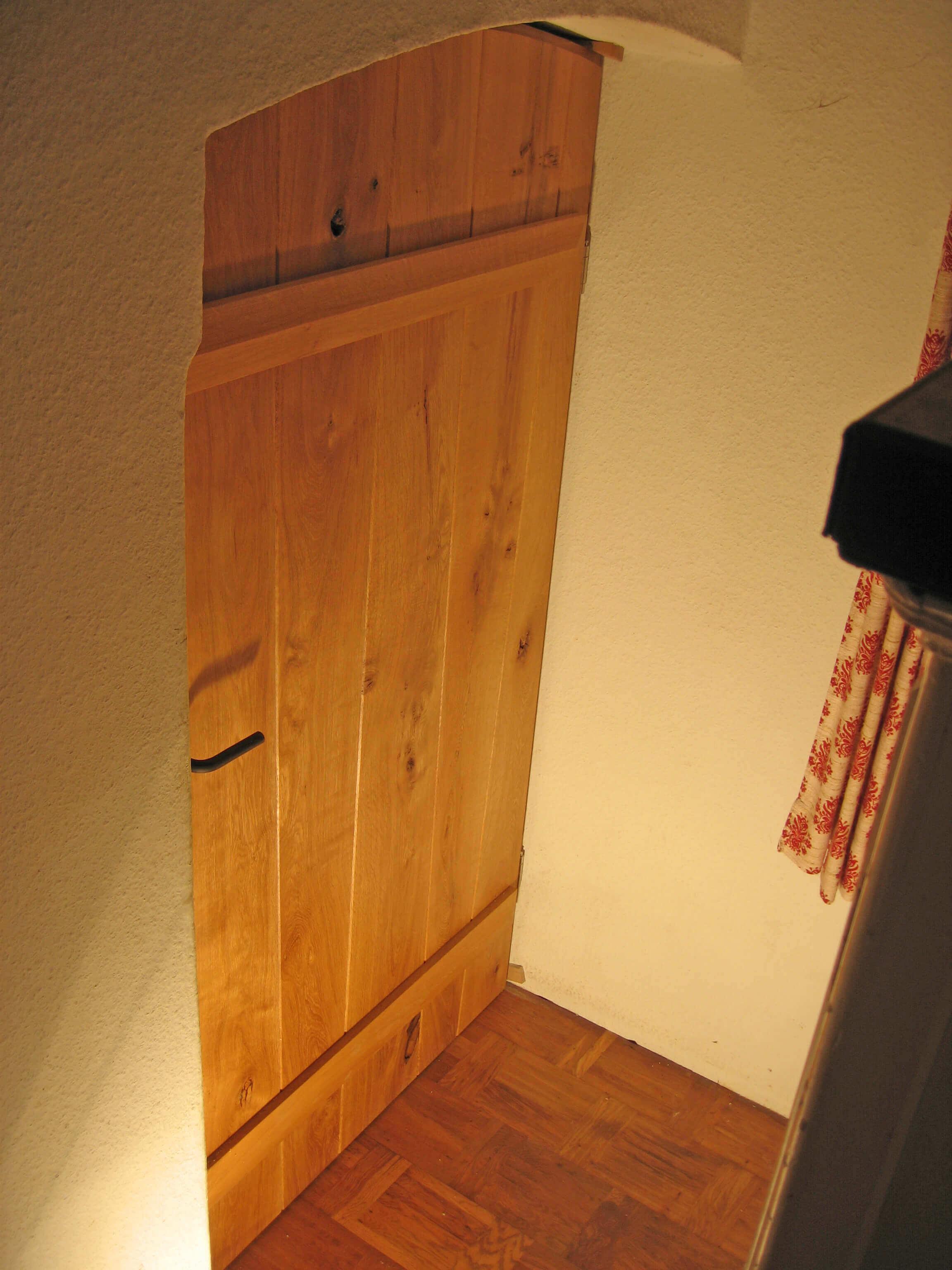 Zimmertüre Eiche vom Schreiner