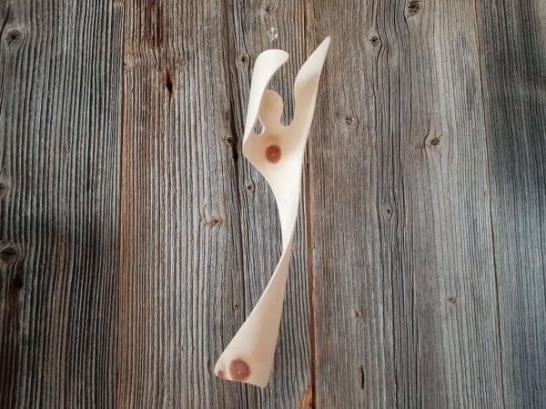 Zirben-Holz Engel