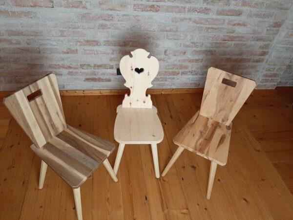Stühle Schreinerei Senega