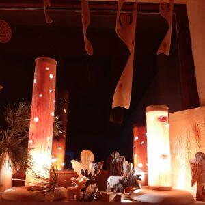 Zirbenkerzen & Zirbenlampen