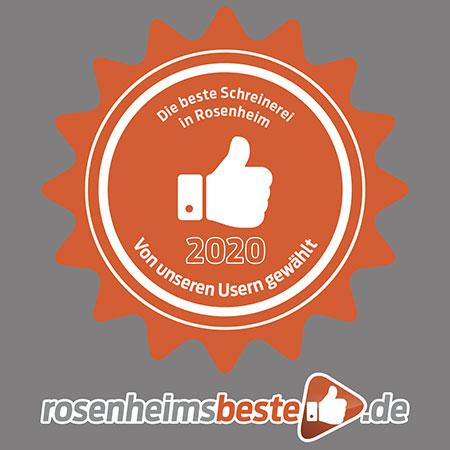 Rosenheims beste Schreinerei