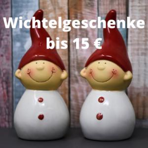 Geschenke bis 15€